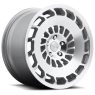 Rotiform ® Ccv Left Wheel 19X8.5 Silver Machine 5X100 35mm | R135198579+35