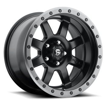 FUEL TROPHY D551 WHEELS 20X9 5X150 +01MM BLACK ANTHRACITE | D55120905650