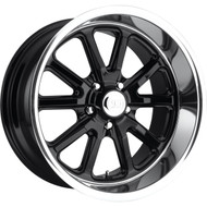 US Mags Rambler U121 17x7 Wheels Rims Black 1 | U12117706540