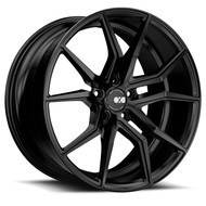 XO Luxury Verona X253 19x9.5 Wheels Rims Black 56 | X253IN5I56O70E