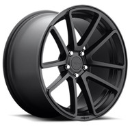 Rotiform® R122 SPF Wheels Rims 18x8.5 5x4.5 (5x114.3) Black 38 | R122188565+38