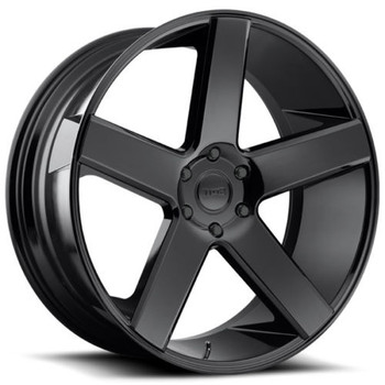 DUB® S216 Baller Wheels Rims 22x9 5x115 Black 15 | S216229090+15