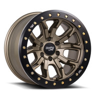 Dirty Life® Dt-1 9303 Wheels Rims 17x9 5x127 (5x5) Gold -12  | 9303-7973MGD12