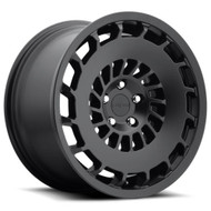 Rotiform R137 CCV Wheel 19x8.5 5x100 Black 35MM -FREE LUGS