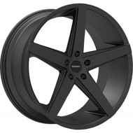 Rosso® Affinity 705 Wheels Rims 20x10 5x4.5 (5x114.3) Black 40 | 7052101240B