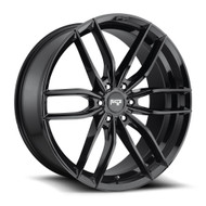 Niche® Vosso M209 Wheels Rims 20x9 6x132 Gloss Black 35 | M209209078+35