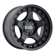 Black Rhino® Bantam Wheels Rims 17x8.5 5x150 Matte Black -10 | 1785BTM-05150M10
