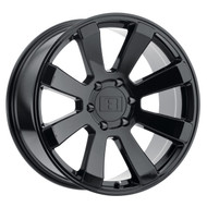 Level 8?« Enforcer Wheels Rims 17x8.5 6x132 Gloss Black 12 | 1785ENF126132B74