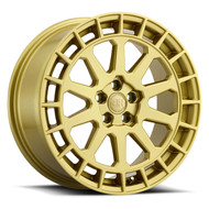 Black Rhino® Boxer Wheels Rims 16x7 5x4.5 (5x114.3) Gold 15 | 1670BXR155114Z76