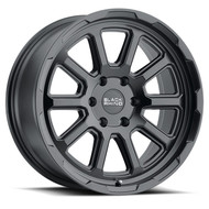 Black Rhino® Chase Wheels Rims 18x9.5 5x127 (5x5) Matte Black -18  | 1895CHS-85127M71