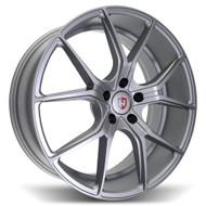 Curva Concepts® C42 Wheels Rims 19x8.5 5x120 Silver 35 | C42-19851203572SIL
