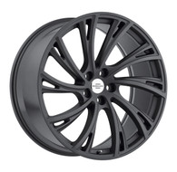 Redbourne® Noble Wheels Rims 22x10 5x120 Gunmetal 37 | 2210RDB375120G72R
