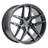 XO Luxury® Cairo Wheels Rims 21x10.5 5x112 Matte Black 38 | 2105CAR385112B66
