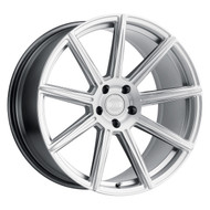 XO Luxury® Vegas Wheels Rims 21x10.5 5x112 Silver 38 | 2105VGS385112S66