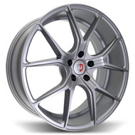 Curva Concepts® C42 Wheels Rims 19x9.5 5x120 Silver 40 | C42-19951204072SIL