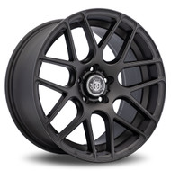 Curva Concepts® C7 Wheels Rims 19x9.5 5x4.5 (5x114.3) Matte Black 40 | C7-19951144073MTBK