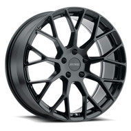 Petrol P2B Wheel 15x7 4x4.5 (4x114.3) Gloss Black 40MM