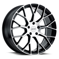 Petrol P2B Wheel 15x7 5x100 Matte Black 40MM