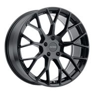 Petrol® P2B Wheels Rims 17x8 5x4.5 (5x114.3) Gloss Black 40 | 1780P2B405114B76