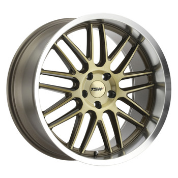TSW Avalon Wheel 19x10 5x4.5 (5x114.3) Bronze 40MM