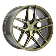 XO Luxury® Cairo Wheels Rims 21x10.5 5x120 Bronze 40 | 2105CAR405120Z76