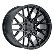 XO Luxury® Phoenix Wheels Rims 19x9.5 5x4.5 (5x114.3) Gloss Black 40 | 1995PHX405114B76