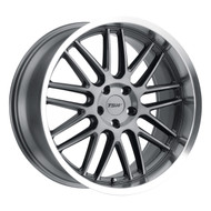 TSW Avalon Wheel 19x8.5 5x112 Gunmetal 42MM