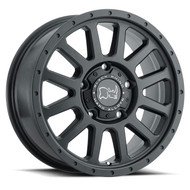 Black Rhino?« Havasu Wheels Rims 18x8 5x160 Matte Black 48 | 1880HAV485160B65