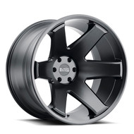 Black Rhino® Raze Wheels Rims 24x14 8x170 Matte Black -76  | 2414RZC-68170M25