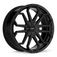 Kronik® Spider 414 Wheels Rims 18x7.5 5x108 5x4.5 (5x114.3) Gloss Black 38 | 4148750138B