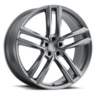 Milanni Clutch 475 Wheel  18x8.5 5x120 Gunmetal 38