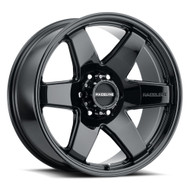 Raceline® 942B Addict Wheels Rims 20x9 6x5.5 (6x139.7) Black -12  | 942B-29060-12