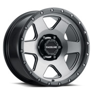 Raceline® 946G Boost Wheels Rims 20x9 8x170 Gunmetal -12  | 946G-29081-12