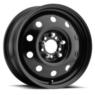 AWC® 70 Winter Wheel Wheels Rims 17x6.5 5x4.5 (5x114.3) Black 40 | X-42755