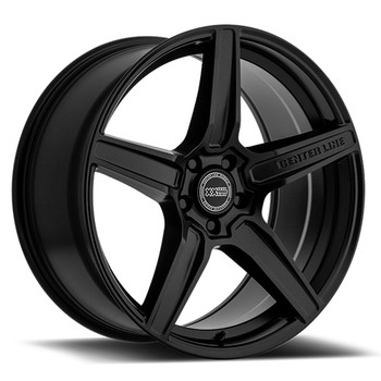 Center Line® 672SB Vector Wheels Rims 20x9.5 5x4.5 (5x114.3) Satin Black 33 | 672SB-2096533