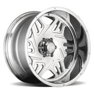 American Truxx® Orion ATF-1908 Forged Wheels Rims 24x14 8x6.5 (8x165.1) Polished -76  | ATF1908-241491P