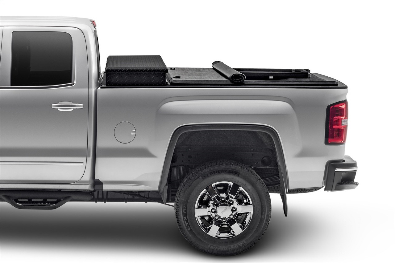 Extang 60705 Express Toolbox Tonneau Cover 67 1 Bed For Nissan Titan