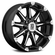 "XD Badland Wheels XD779 20X9 8X6.5"" ( 8X165.1 ) Black 18 