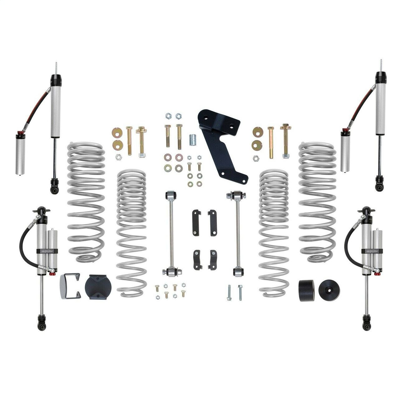 Rubicon Express® RE7141PMR Progressive Coil Lift Kit w