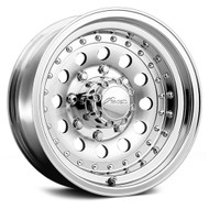 Pacer Aluminum Mod 162M 8x6.5 8x165.1 -6 Machined | 162M-6882