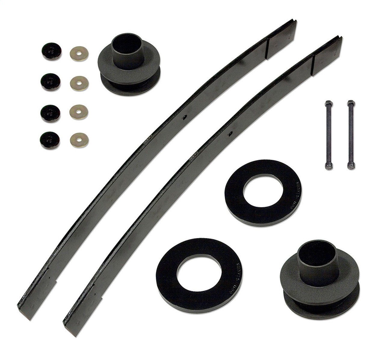 "Rough Country 346 23 Ram 2500 3500 Suspension Lift Kit 5: Tuff Country® 22980 Lift Kit 2.5"" Ford F-350 Super Duty"