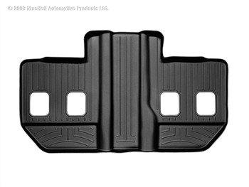 Weathertech 174 440665 Floorliner Digitalfit Black Gmc Yukon