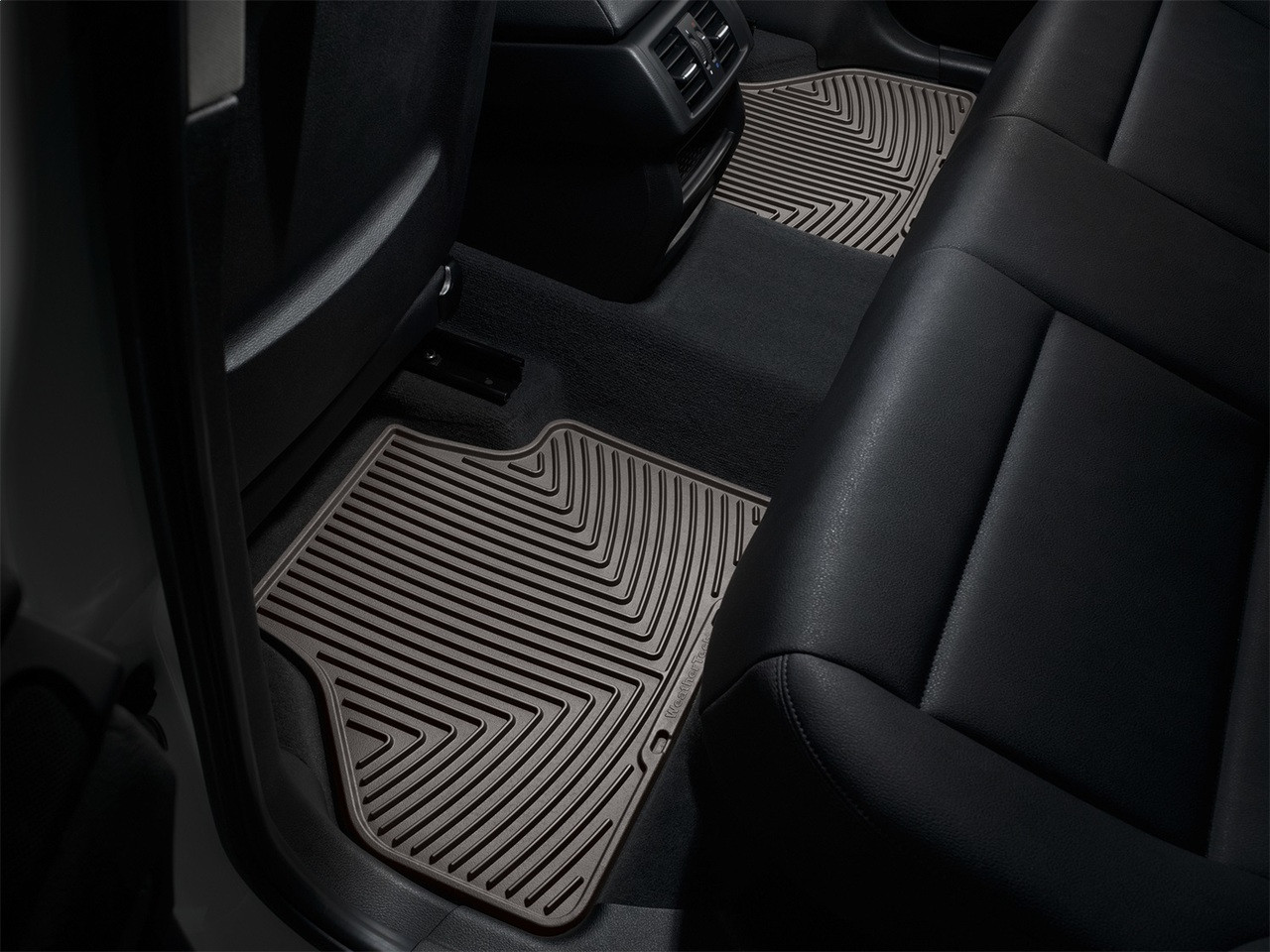 Weathertech 174 W259co All Weather Floor Mats Cocoa 2nd Row