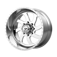 American Force® Blade SS Right Wheels Rims 24x14 8x6.5 (8x165.1) Polished -73  | AFTP76RD22-1-21