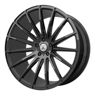 Asanti ABL-14 Wheel 19x9.5 Gloss Black Custom Drilled BP 45mm Offset | ABL14-19950045BK