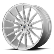 Asanti ABL-14 Wheel 19x9.5 Brushed Silver - Custom Bolt Pattern & Offset 25-45mm  - FREE LUGS & IN CART DISCOUNT!!