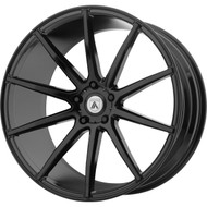 Asanti ABL-20 Wheel 20x10 Gloss Black - Custom Bolt Pattern & Offset 25-39mm  - FREE LUGS & IN CART DISCOUNT!!
