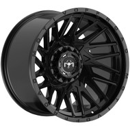 Motiv Off Road Mutant 424B Wheel 22x12 5x4.5 (5x114.3) 5x127 (5x5) Black -44 MM