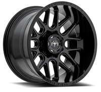 Motiv Off Road® Magnus 423B Wheels Rims 20x12 5x4.5 (5x114.3) 5x127 (5x5) Gloss Black -44  | 423B-2120544