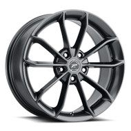 Platinum® Revelation 457 Wheels Rims 17x8 5x110 Gloss Gunmetal 35 | 457-7843GN+35